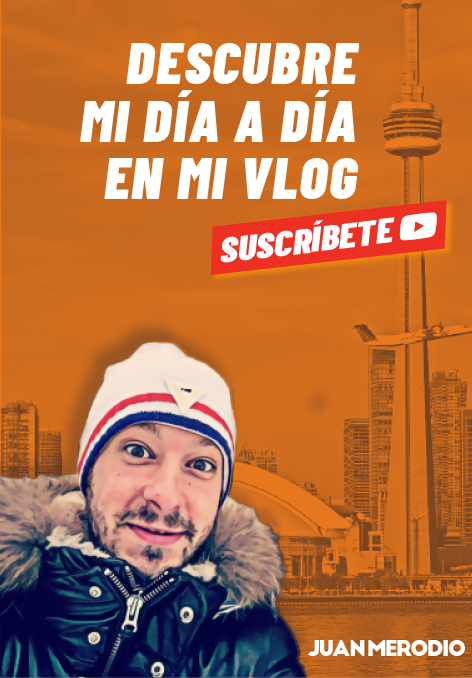 Canal de YouTube - Juan Merodio