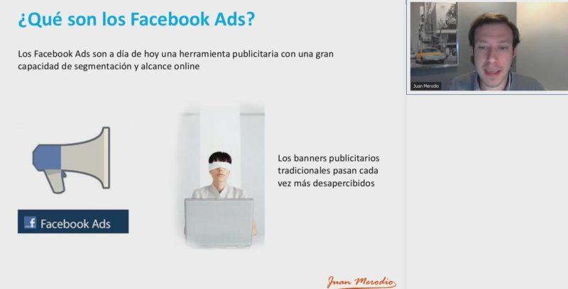 """Curso """"Publicidad en Facebook I: Cómo aprovechar Facebook Ads"""""""
