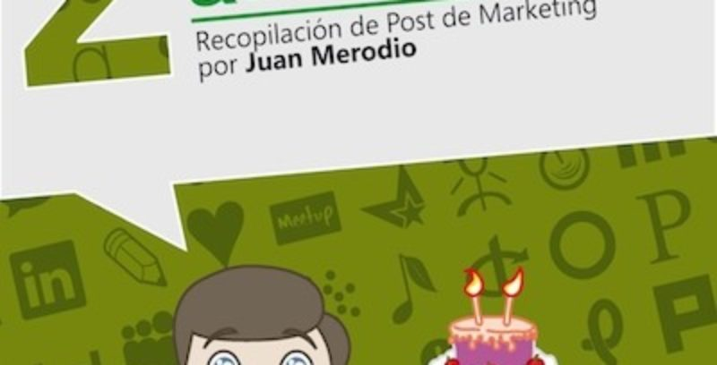 Nuevo Libro Gratuito «2 Años de Marketing Digital & Social Media»