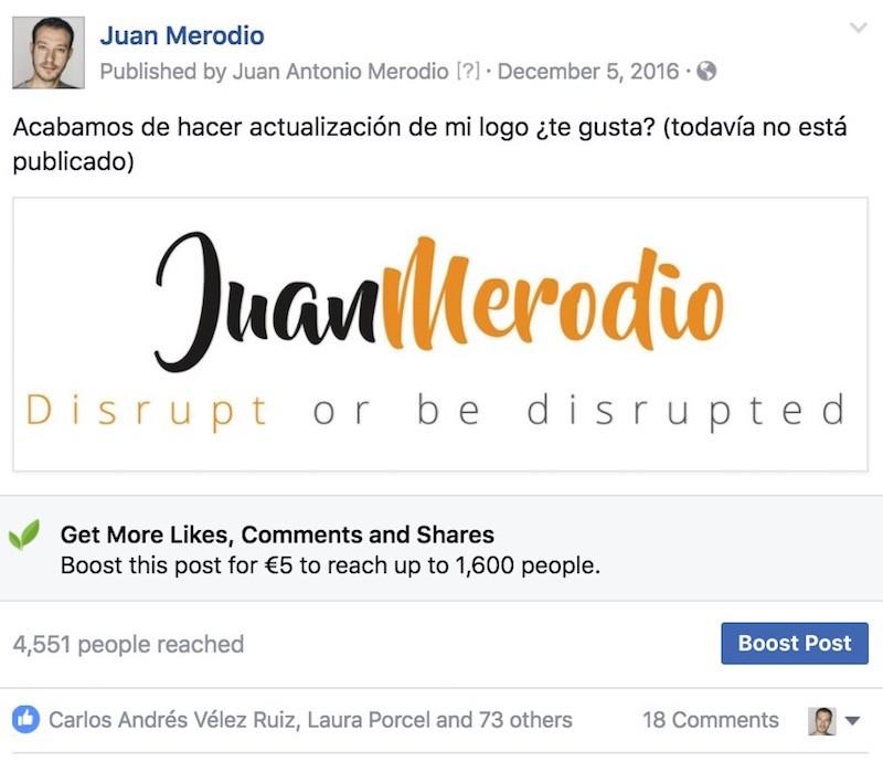 5 estrategias para mejorar tus resultados en redes sociales - Juan Merodio