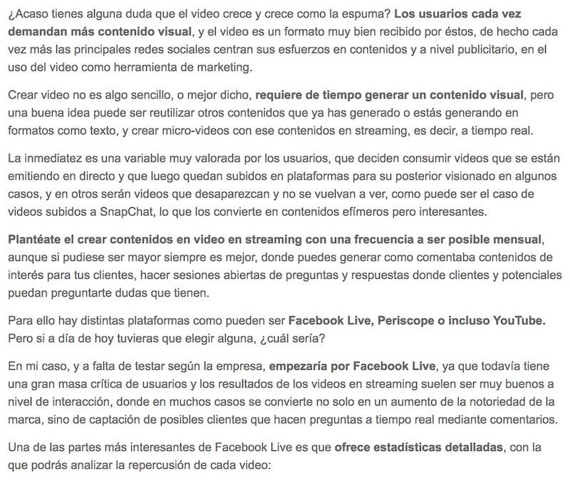 """Artículo: """"El Vídeo en Streaming como Estrategia de Contenidos"""" - Juan Merodio"""