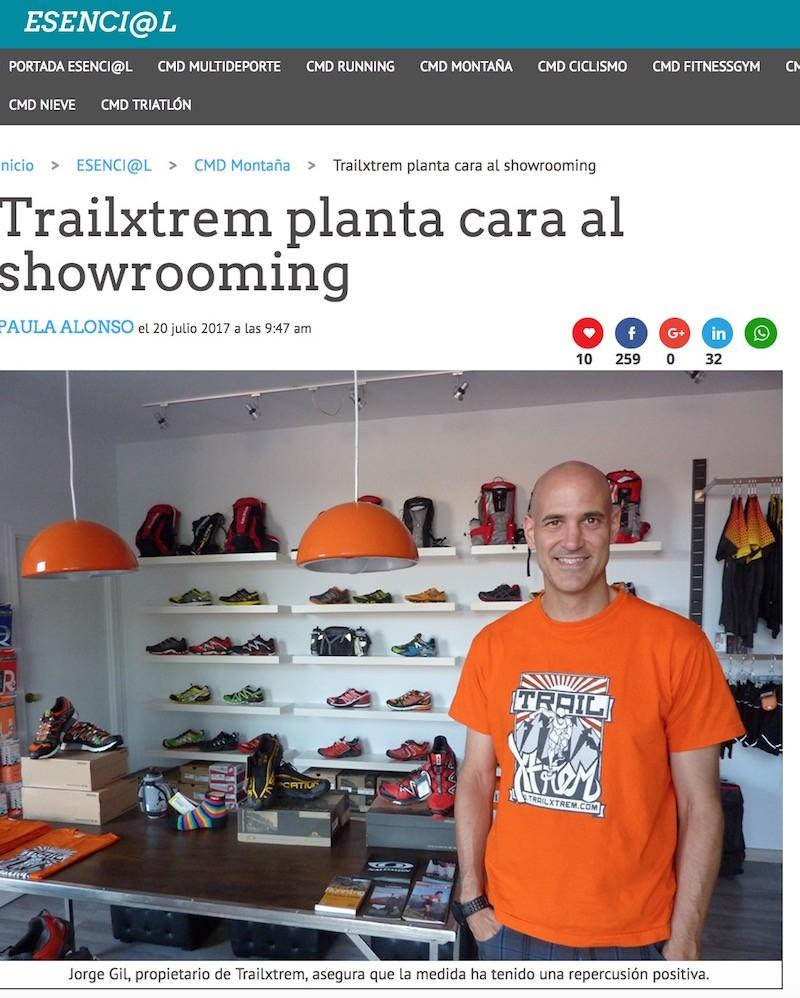 Showrooming: deben los comercios adaptarse o enfrentarse - Juan Merodio