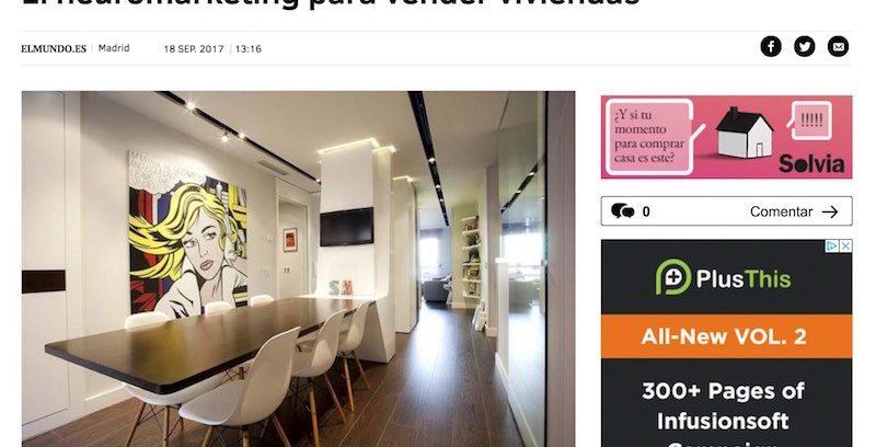 El neuromarketing para vender viviendas