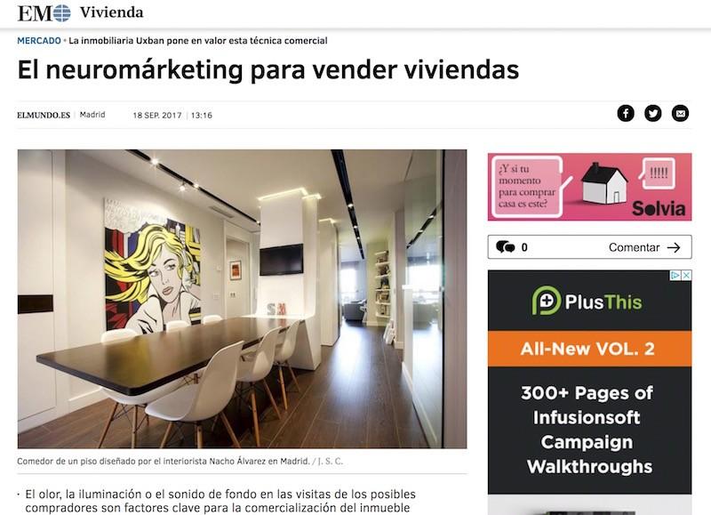 El neuromarketing para vender viviendas - Juan Merodio