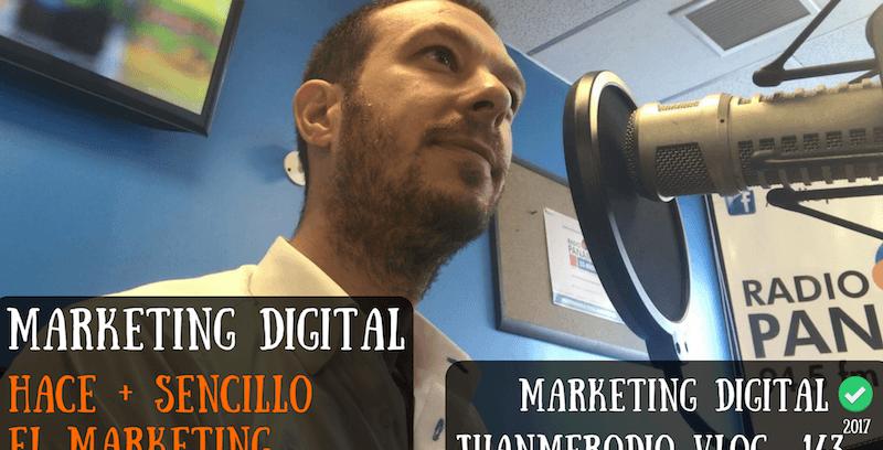 El Marketing Digital hace más sencillo el marketing