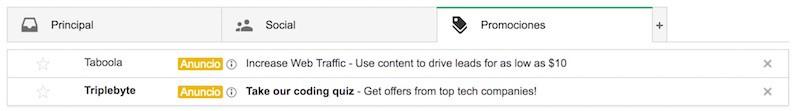 Cómo usar los anuncios de Gmail como herramienta de publicidad - Juan Merodio