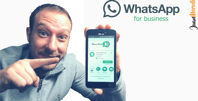 Probando WhatsApp Business…