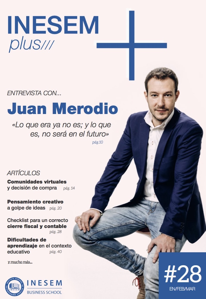 Emprender y Marketing Digital - Juan Merodio