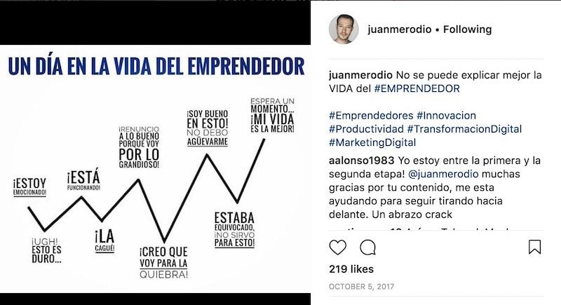 El Emprender con Éxito se basa en Matemáticas - Juan Merodio