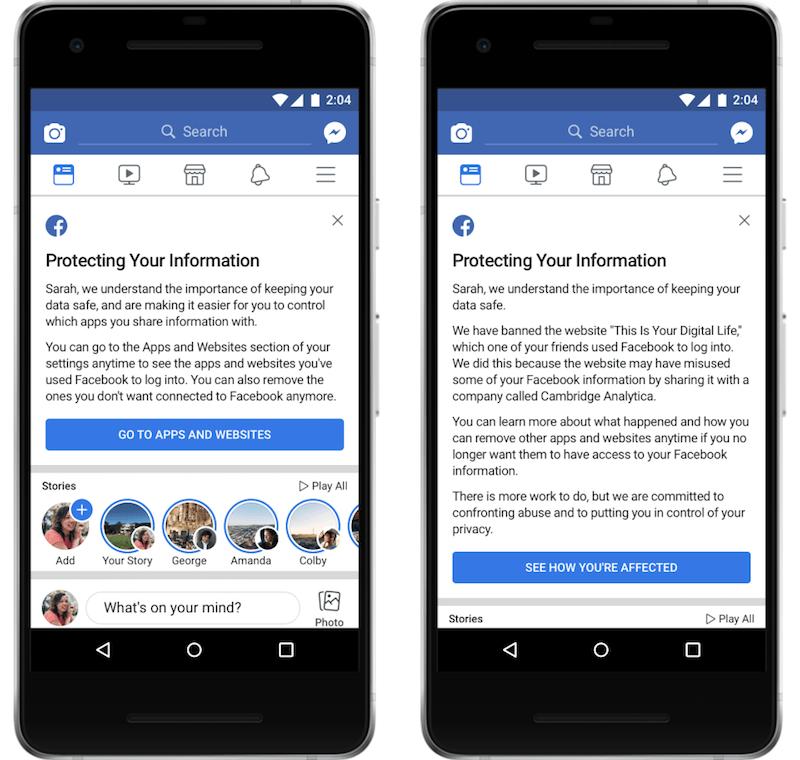 Conoce la nueva normativa de Facebook para proteger a los usuarios - Juan Merodio