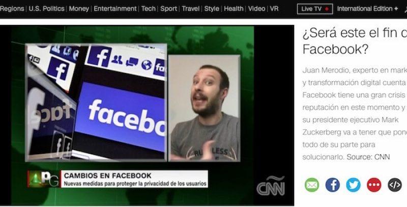 ¿Será este el fin de Facebook?