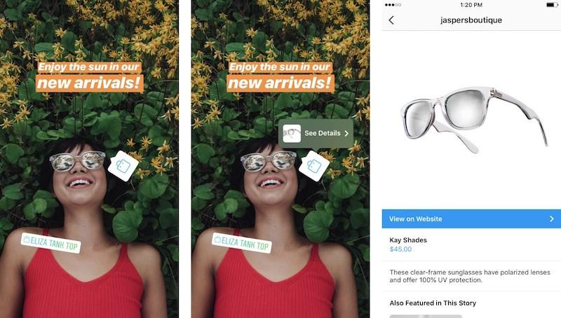 Añadir etiquetas de venta en las historias de Instagram - Juan Merodio