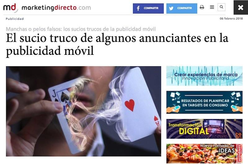 Las Mentiras de la Publicidad Digital - Juan Merodio