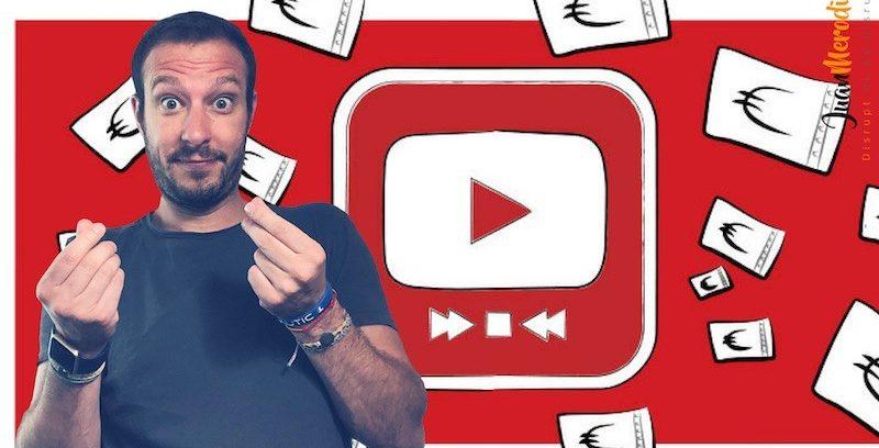 Dinero que puedes ganar en YouTube