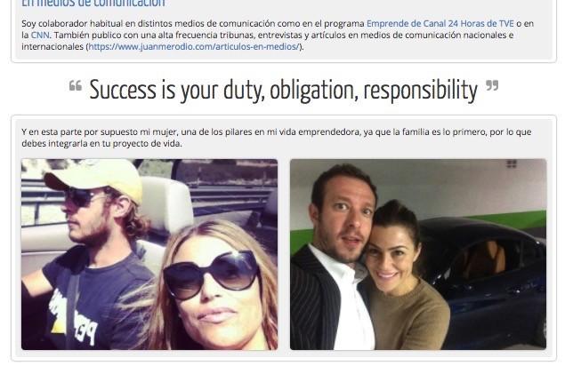 Ejemplos de Páginas Quiénes Somos que Vendan en tu Web - Juan Merodio