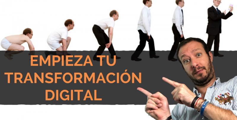 Iniciación a la Transformación Digital