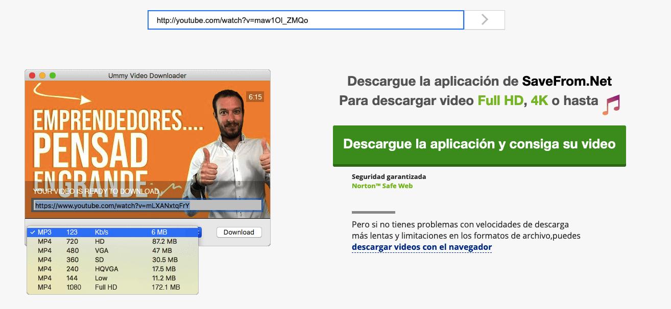 ¿Quieres descargar fácilmente un vídeo de Youtube? - Juan Merodio