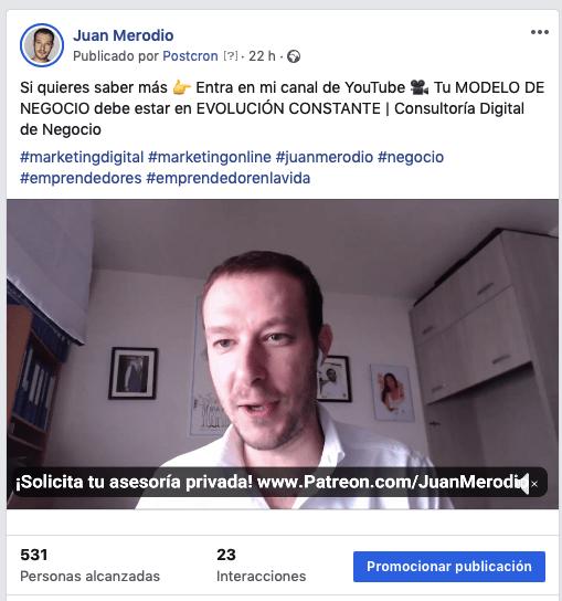 Métricas y análisis interesantes en tus campañas de Facebook - Juan Merodio