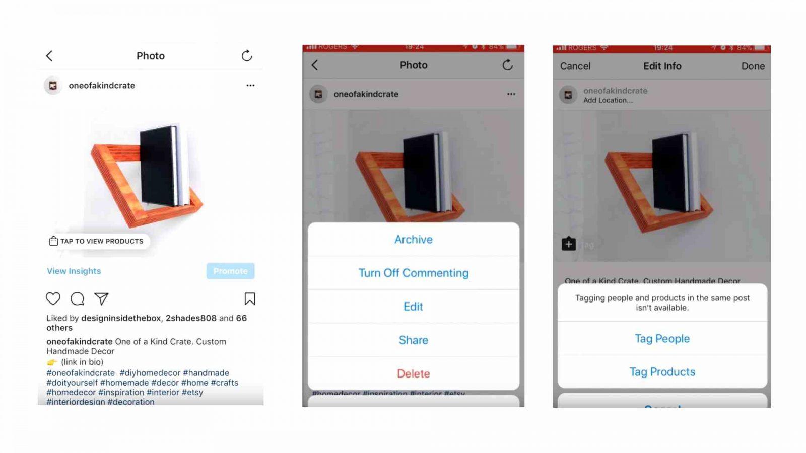 Tutorial para vender productos a través de tu cuenta de Instagram - Juan Merodio