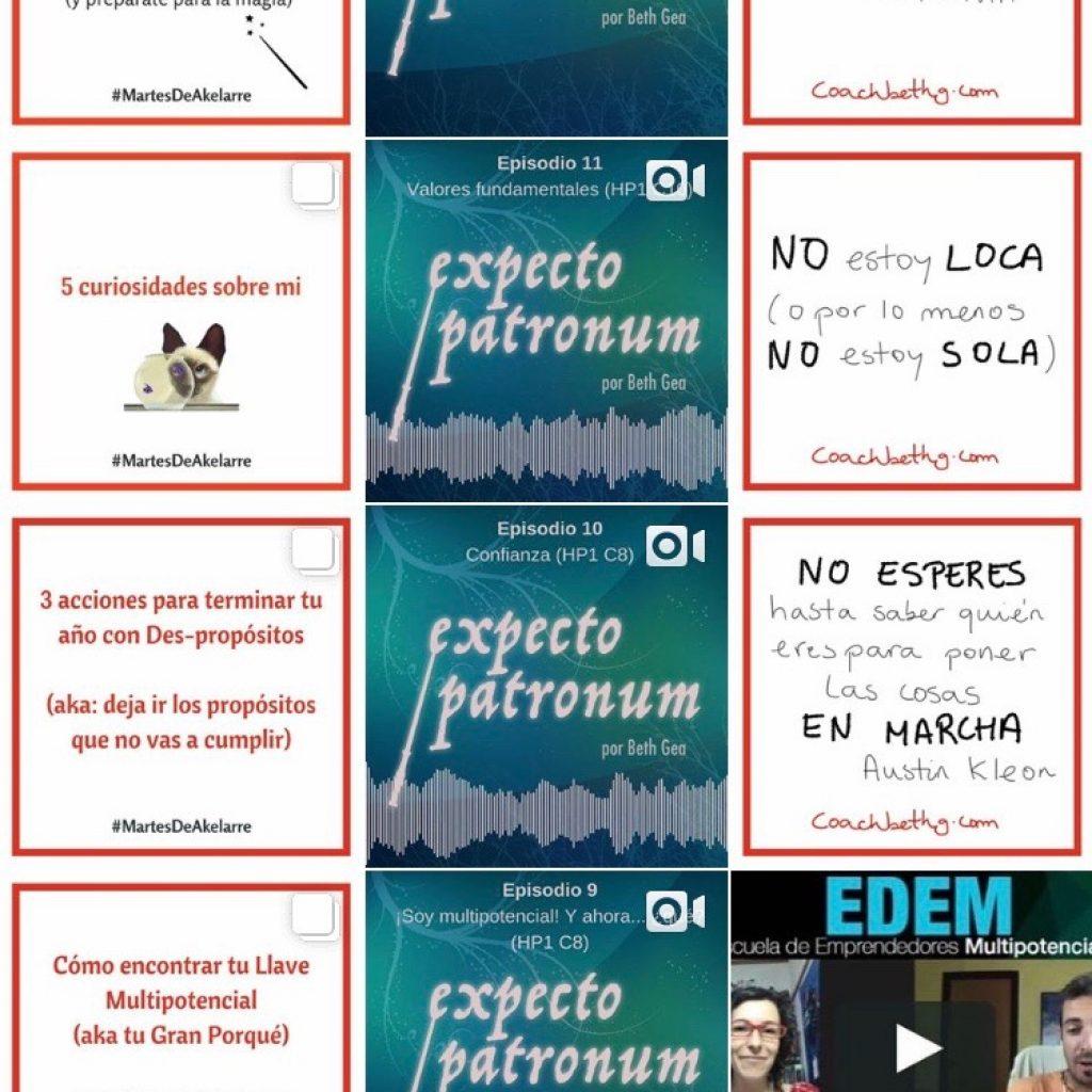 3 Ejemplos de diseños de feed en redes sociales - Juan Merodio
