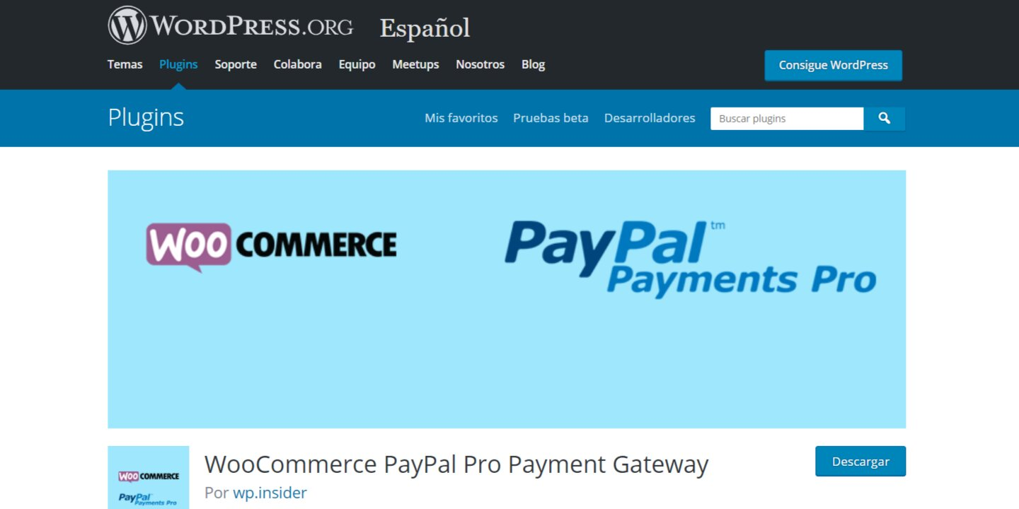 plugin paypal payments