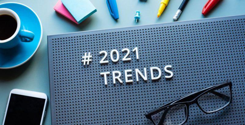 Nuevas tendencias de marketing digital y redes sociales 2021