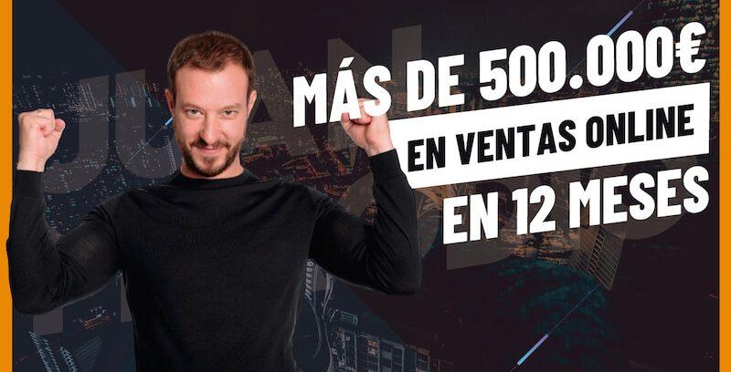 PYME que pasa de vender 80.000€ a más de 500.000€ en 12 Meses