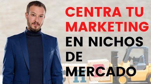 Cómo hacer MARKETING en nichos de mercado