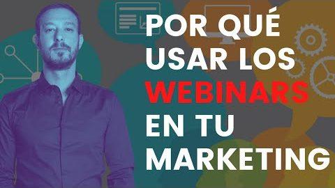 El Webinar como Estrategia de Marketing Digital