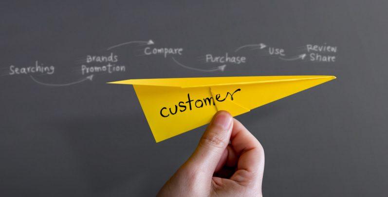 ¿Qué es el customer journey, customer journey map y buyer journey?