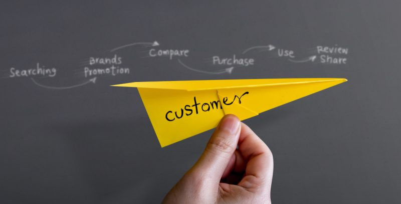 ¿Qué es el customer journey, customer journey map y buyer journey?