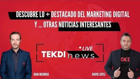 Lo + Destacado del Marketing Digital (Julio 2021)