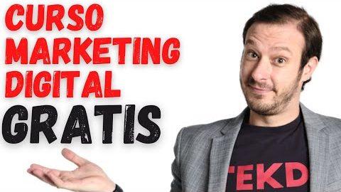 Aprende Marketing Digital con TEKDI GRATIS