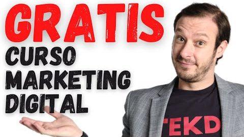 Curso de Marketing Digital   Aprende Marketing Digital GRATIS   con TEKDI