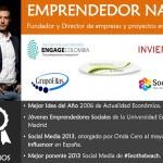 """Entrevista: """"Emprendedor nato"""""""