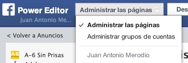 Cómo actualizar la página de fans de Facebook de una manera diferente - Juan Merodio