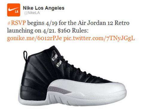 Nike Lanza un Nuevo Servicio de Reserva de Zapatillas vía Twitter - Juan Merodio