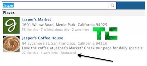 Facebook Está Probando Anuncios Patrocinados en su Buscador - Juan Merodio