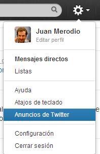 Genera clientes potenciales o leads generation cards con Twitter - Juan Merodio