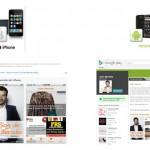 Ya Están Disponibles para Descargar Gratuitamente las Aplicaciones para iPhone y Android de mi Blog