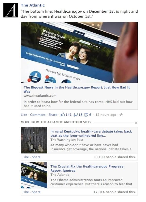 Facebook mostrará Artículos Relevantes en las Actualizaciones - Juan Merodio