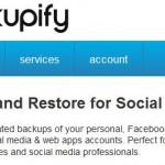 Cómo Hacer una Copia de Seguridad de tu Página de Fans de Facebook