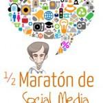 Compra YA tus Entradas para el 1/2 Maratón de Social Media en Málaga el 15/6/2013