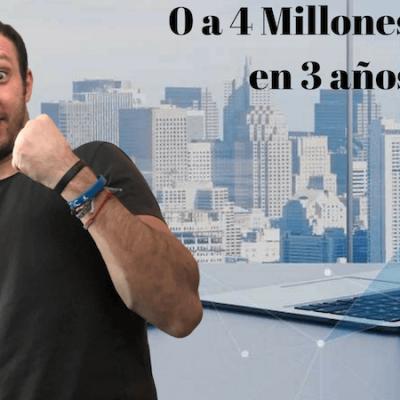 De 0 a 4 millones de € en Empresa Inmobiliaria