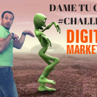Dame tu Cosita CHALLENGE ¡Acción de Marketing! - Juan Merodio