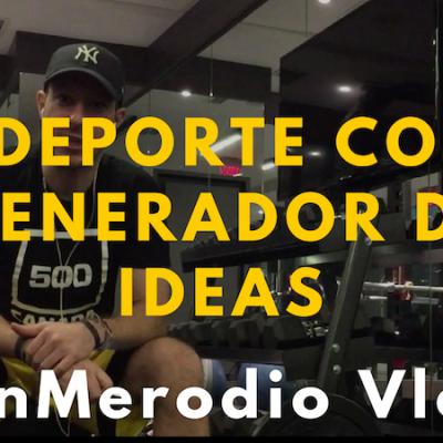 El deporte como generador de ideas