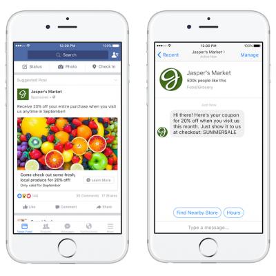 Cómo crear un anuncio de Facebook Ads que conecte con Messenger