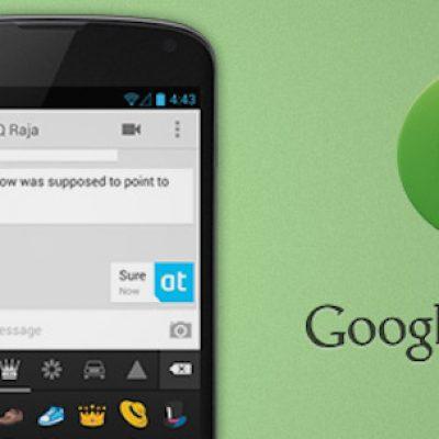 Google Hangouts en tu web como canal de comunicación con tus clientes