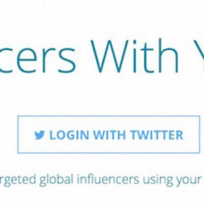 Conoce Onalytica y detecta influencers en base a tu contenido