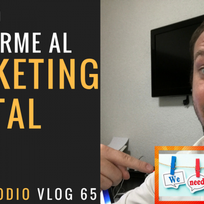 Quiero dedicarme al Marketing Digital (3 rutinas)